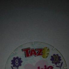 Juegos antiguos: TAZO MATUTANO BARBIE. Lote 143737290