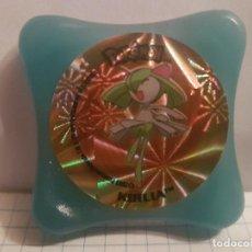 Juegos antiguos: ANTIGUO TAZO POKEMON NINTENDO 2003 PANINI WAPS-KIRLIA. Lote 144563398