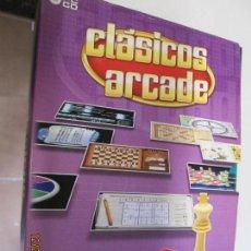 Juegos antiguos: CLASICOS ARCADE 4 -5-6 – 9 JUEGOS – SUDOKU – KAKURO – SIMON –TRIVIAL, MISTER MIND BLOCKS -ETC . Lote 145378354