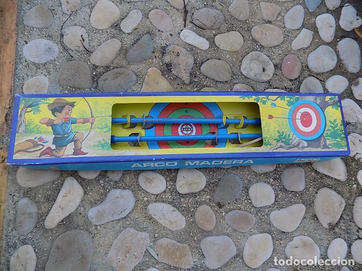 ARCO DE MADERA JUGUETES CAYRO DENIA (Juguetes - Juegos - Otros)