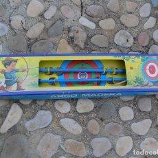 Juegos antiguos: ARCO DE MADERA JUGUETES CAYRO DENIA. Lote 145707590