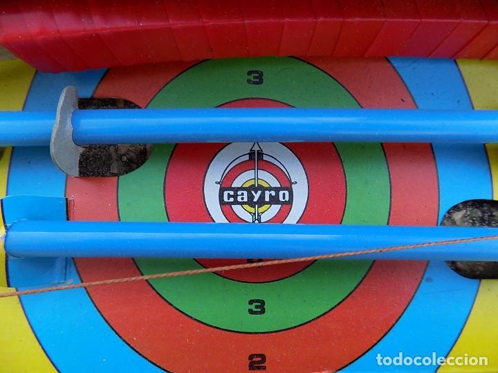 Juegos antiguos: ARCO DE MADERA JUGUETES CAYRO DENIA - Foto 2 - 145707590