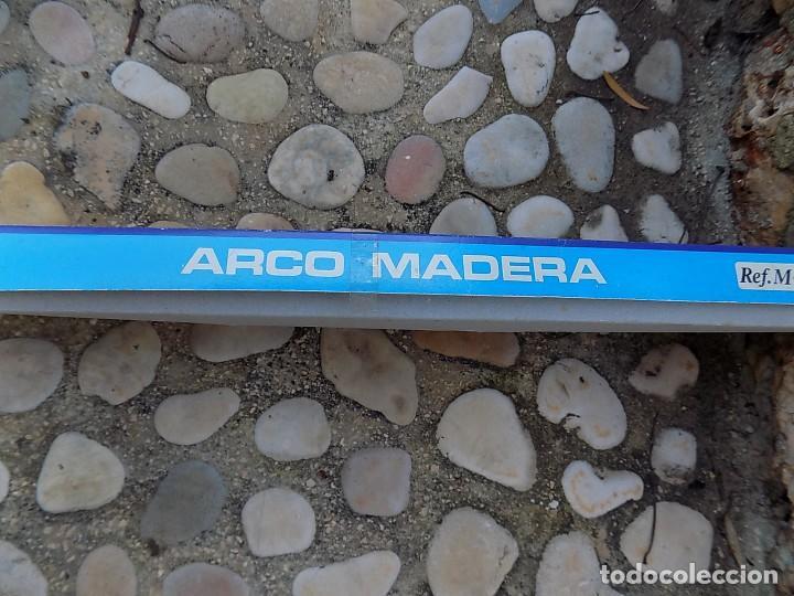 Juegos antiguos: ARCO DE MADERA JUGUETES CAYRO DENIA - Foto 4 - 145707590