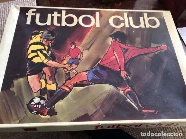 FÚTBOL CLUB DE PERMA. FUTBOLÍN DE MESA. AÑOS 70. (Juguetes - Juegos - Otros)