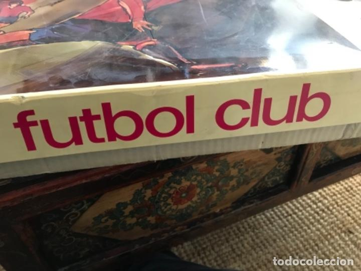Juegos antiguos: Fútbol Club de Perma. Futbolín de mesa. Años 70. - Foto 2 - 146751338