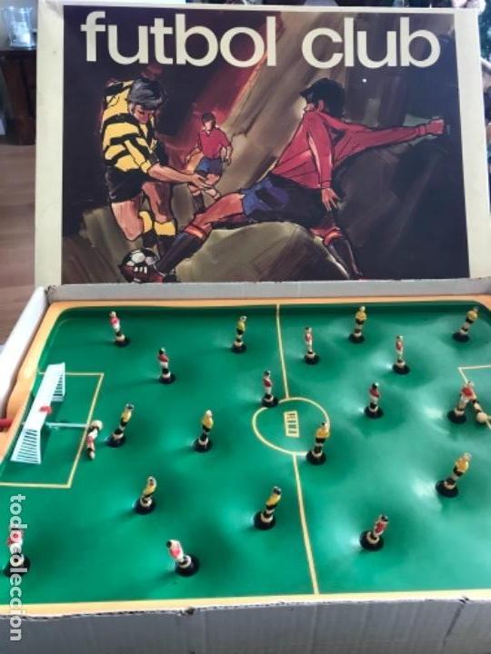 Juegos antiguos: Fútbol Club de Perma. Futbolín de mesa. Años 70. - Foto 5 - 146751338