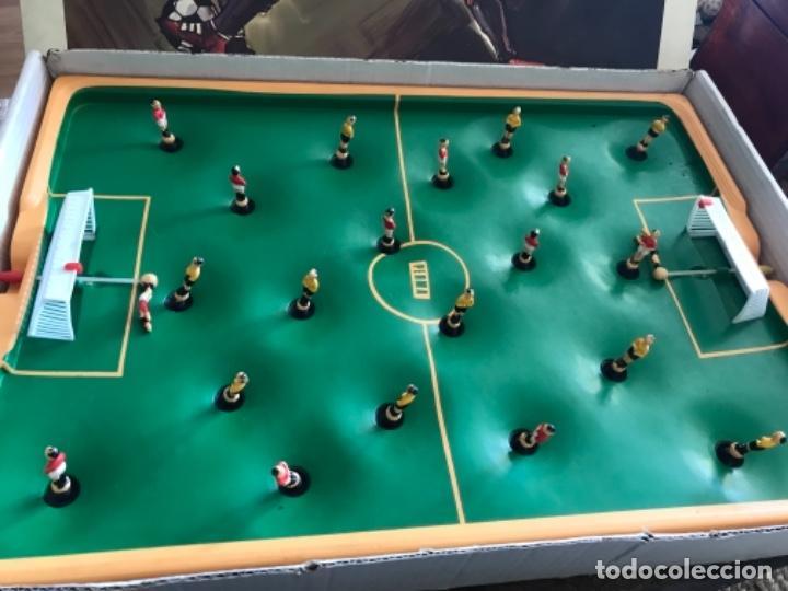 Juegos antiguos: Fútbol Club de Perma. Futbolín de mesa. Años 70. - Foto 6 - 146751338