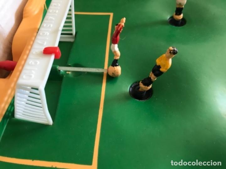 Juegos antiguos: Fútbol Club de Perma. Futbolín de mesa. Años 70. - Foto 8 - 146751338