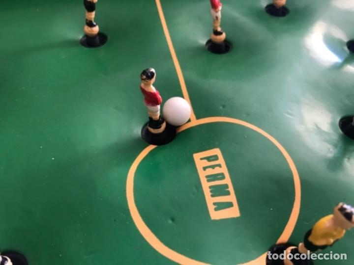 Juegos antiguos: Fútbol Club de Perma. Futbolín de mesa. Años 70. - Foto 9 - 146751338