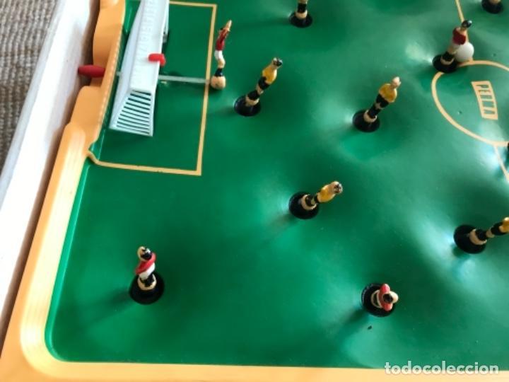 Juegos antiguos: Fútbol Club de Perma. Futbolín de mesa. Años 70. - Foto 10 - 146751338