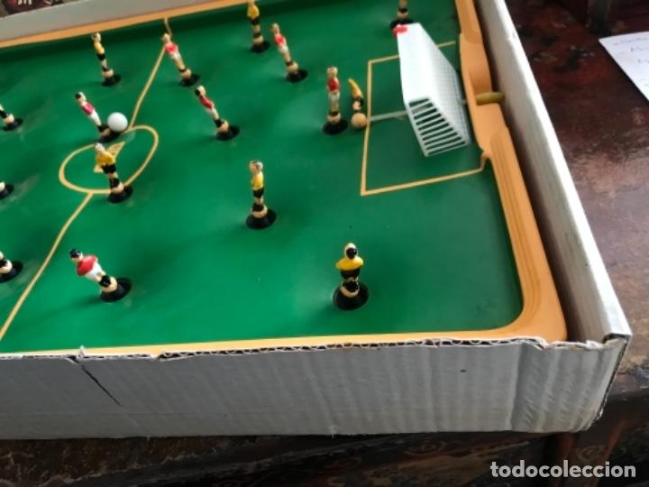Juegos antiguos: Fútbol Club de Perma. Futbolín de mesa. Años 70. - Foto 11 - 146751338