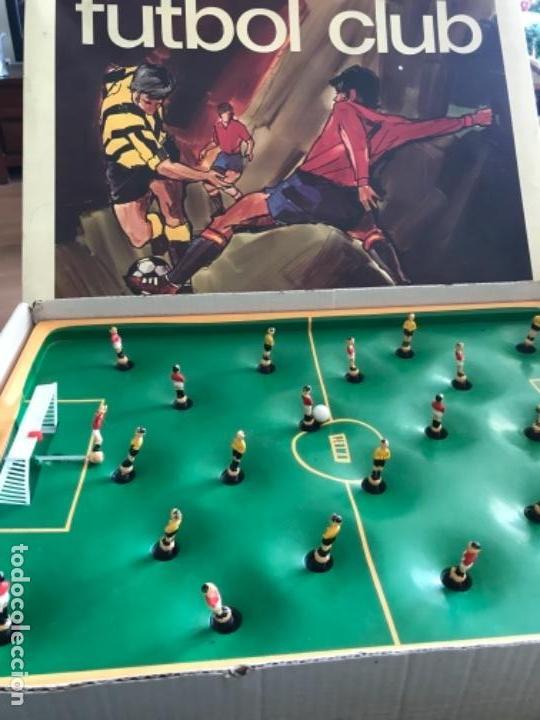 Juegos antiguos: Fútbol Club de Perma. Futbolín de mesa. Años 70. - Foto 12 - 146751338