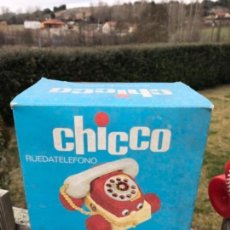 Juegos antiguos: TELEFONO, CHICCO. Lote 147326246