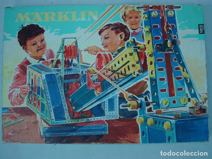 Juegos antiguos: MARKLIN 1012 - Foto 6 - 149065410