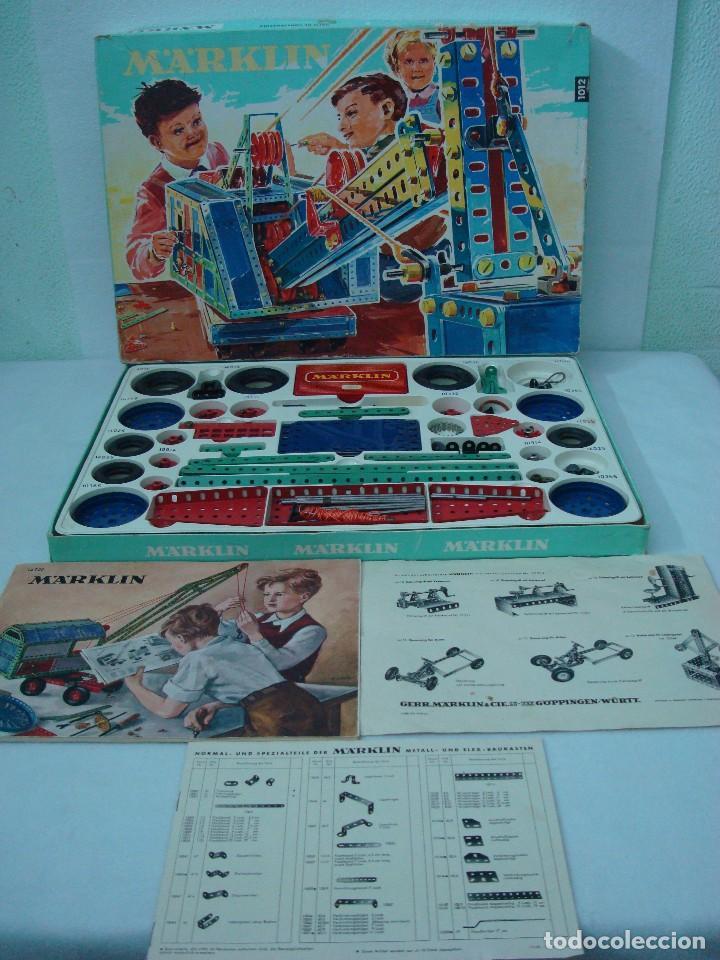 MARKLIN 1012 (Juguetes - Juegos - Otros)