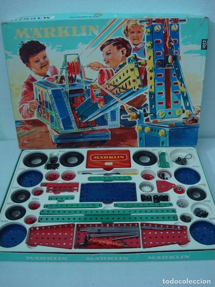 Juegos antiguos: MARKLIN 1012 - Foto 2 - 149065410