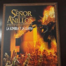 Juegos antiguos: WARHAMMER SEÑOR DE LOS ANILLOS SUPLEMENTO LA SOMBRA Y LA LLAMA. Lote 149755121