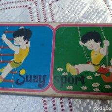 Juegos antiguos: SUAY SPORT ESCALERA AÑOS 70. Lote 149913266