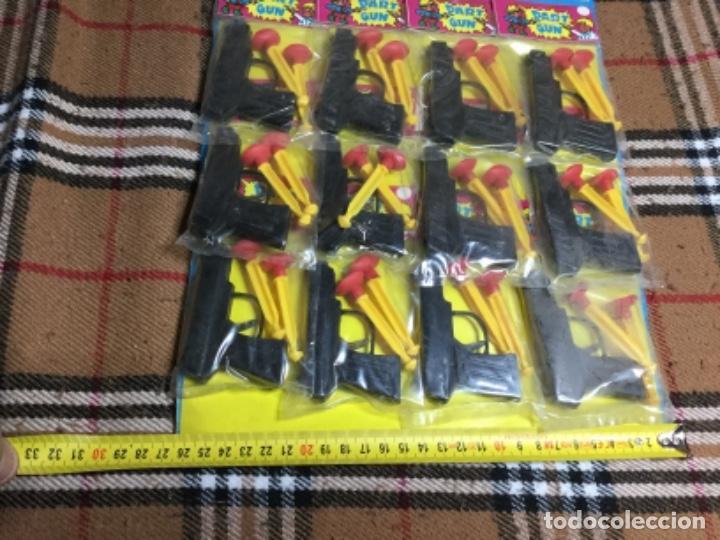 Juegos antiguos: Blister completo con 12 pistolas de kiosco años 70/80 - Foto 6 - 150250030