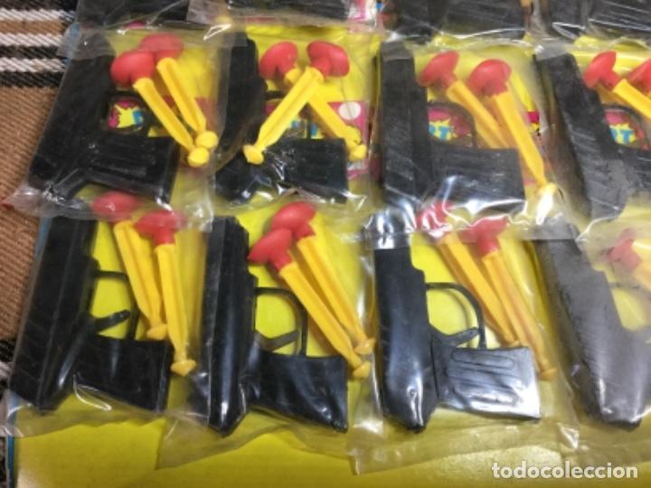 Juegos antiguos: Blister completo con 12 pistolas de kiosco años 70/80 - Foto 8 - 150250030