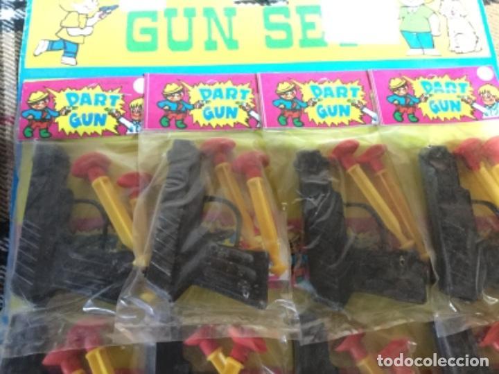 Juegos antiguos: Blister completo con 12 pistolas de kiosco años 70/80 - Foto 9 - 150250030