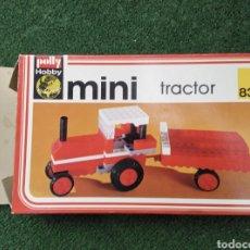 Juegos antiguos: JUEGO POLLY MINI TRACTOR 830 COMPLETO 1978. Lote 150548060