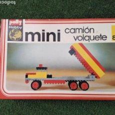 Juegos antiguos: JUEGO COMPLETO POLLY MINI 820 AÑO 1978. Lote 150548590