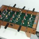 Juegos antiguos: FUTBOLIN 69X37CM. Lote 150823852