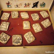 Juegos antiguos: WALT DISNEY MADE IN ITALY MILANO MULTI PRINT,MICKEY MAUS,PLUTO SELLOS DE CAUCHO PARA PINTAR DIBUJOS. Lote 151620722