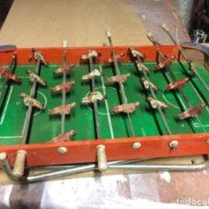 Juegos antiguos: FUTBOLÍN PLEGABLE . Lote 151640146