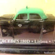 Juegos antiguos: MERCEDES 180D TAXI DE LISBOA 1960. Lote 151879282