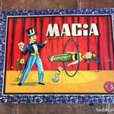 Juegos antiguos: MAGIA BORRAS Nº3. AÑOS 40. Lote 152438866