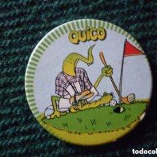 Juegos antiguos: TAZO EL JUEGO DE QUICO DE BANCAJA . Lote 152567006
