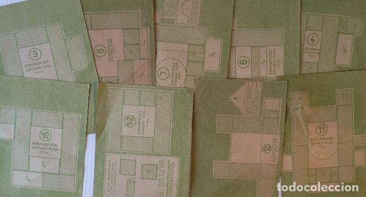 Juegos antiguos: ANTÍGUO JUEGO DE CONSTRUCCIÓN. MÜNCHNER KINDL-BAUKASTEN. VER FOTOS - Foto 2 - 153637374