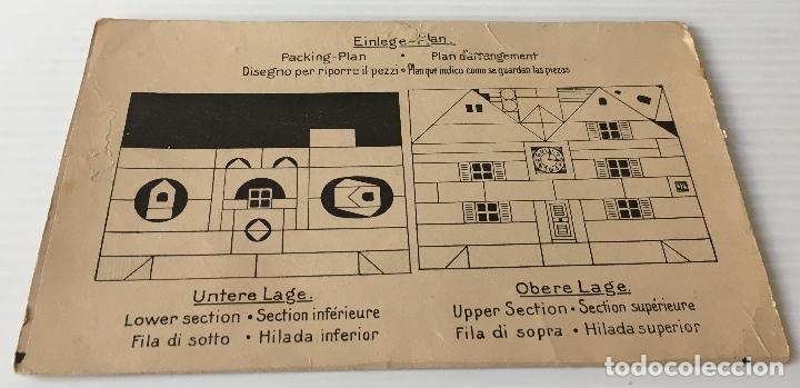 Juegos antiguos: ANTÍGUO JUEGO DE CONSTRUCCIÓN. MÜNCHNER KINDL-BAUKASTEN. VER FOTOS - Foto 3 - 153637374