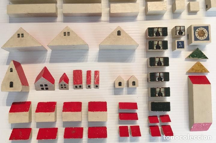 Juegos antiguos: ANTÍGUO JUEGO DE CONSTRUCCIÓN. MÜNCHNER KINDL-BAUKASTEN. VER FOTOS - Foto 9 - 153637374