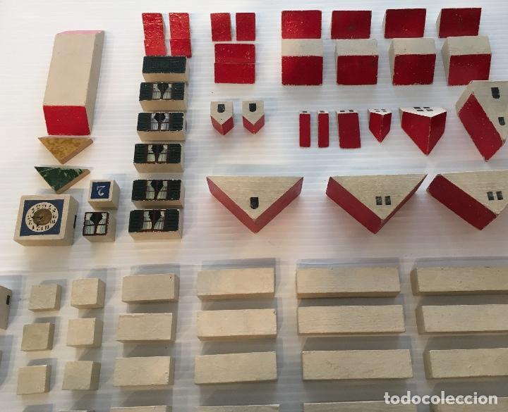 Juegos antiguos: ANTÍGUO JUEGO DE CONSTRUCCIÓN. MÜNCHNER KINDL-BAUKASTEN. VER FOTOS - Foto 10 - 153637374