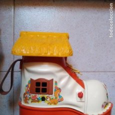 Juegos antiguos: BOTA CASA MATCHBOX. Lote 154419138