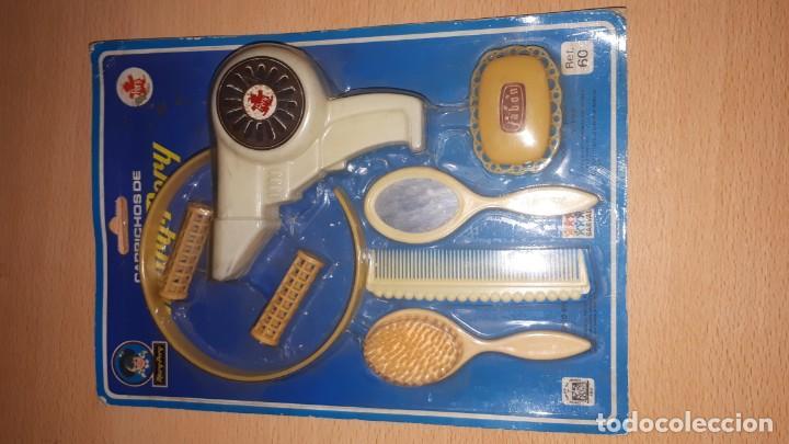 Juegos antiguos: 2 Caprichos de Mary Pery, set de peluqueria - Foto 3 - 154861366