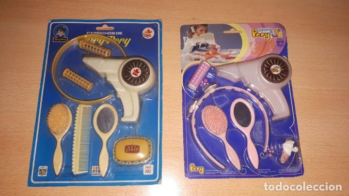 Juegos antiguos: 2 Caprichos de Mary Pery, set de peluqueria - Foto 5 - 154861366
