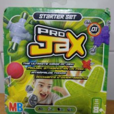 Juegos antiguos: PRO JAX STARTER SET HASBRO. Lote 156553842