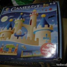 Juegos antiguos: CASTILLO CAMELOT JUNIOR EN SU CAJA . Lote 156637958