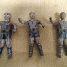 Juegos antiguos: MUÑECOS FUTBOLÍN ANTIGUOS. Lote 156768282