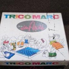 Juegos antiguos: TRICOMARC SRTA. PEPIS. Lote 157124478