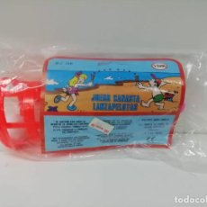 Juegos antiguos: JUEGO CANASTA LANZA PELOTAS VDM AÑOS 70-80 ALMACÉN . Lote 157131398