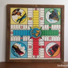 Juegos antiguos: PARCHÍS - OCA. Lote 160425346