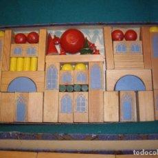 Juegos antiguos: JUEGO DE CONSTRUCCION ORIENTAL - AÑOS 40. Lote 160548114