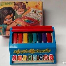 Juegos antiguos: DACTILOMUSIC-REIG. Lote 160980618