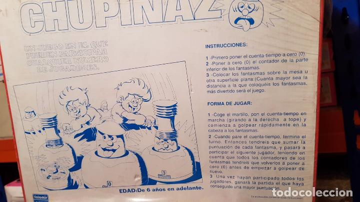Juegos antiguos: ANTIGUO JUEGO CHUPINAZO DE FALOMIR PUEDEN COMPETIR CUALQUIER NUMERO DE JUGADORES - Foto 2 - 161102602