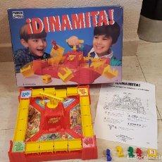 Jogos antigos: ANTIGUO JUEGO JUGUETE VINTAGE DINAMITA PARKER MB TONKA 1992. Lote 161591958